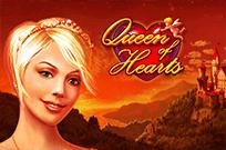 Играть бесплатно в однорукие бандиты Королева Сердец