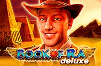 Играть в однорукий бандит Book Of Ra Deluxe