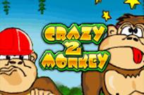 Играть в однорукий онлайн бандит Crazy Monkey 2