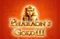 Играть в однорукий бандит Золото Фараонов III