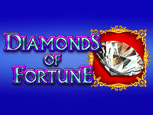 Игровой автомат Diamonds Of Fortune ото Novomatic