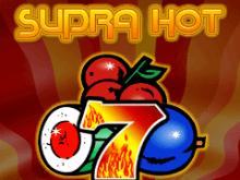 Игровой автомат Supra Hot от Novomatic